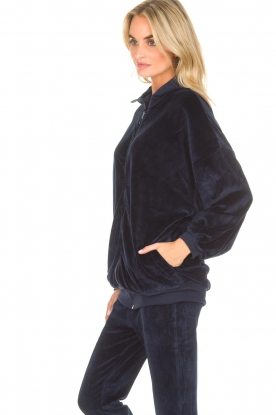 American Vintage | Vest Isac | donkerblauw