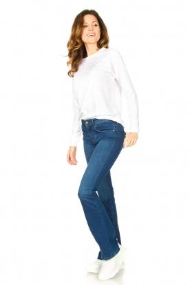 Lois Jeans |  L34 Flared jeans Melrose | blue