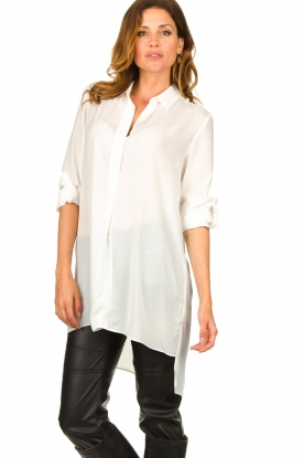 Dante 6 |  Tunict top Opulent | white