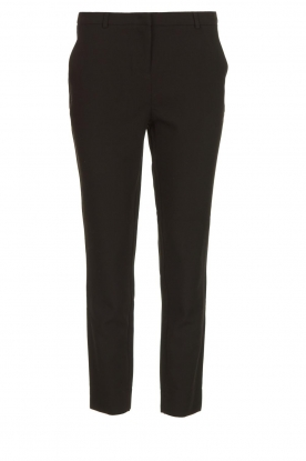 Aaiko |  Stretch trousers Parene | black