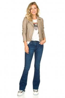 Lois Jeans |  L32 Flared jeans Melrose  | blue