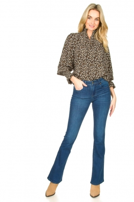 Lois Jeans | L32 Flared jeans Melrose | blauw