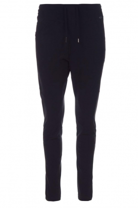 D-ETOILES CASIOPE |  Travelwear pants Guet | dark blue