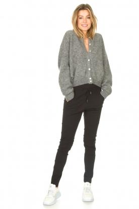D-ETOILES CASIOPE |  Travelwear trousers Phé Plus | black