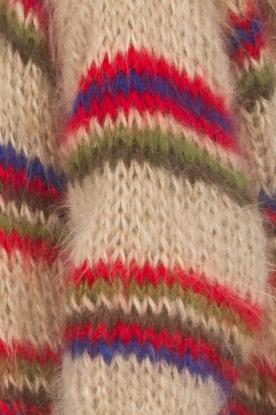 Les tricots d'o   Vest Ibana   naturel
