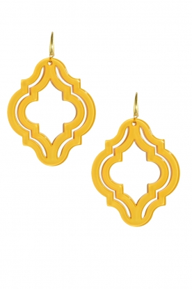 Miccy's |  Earrings Muscat | yellow