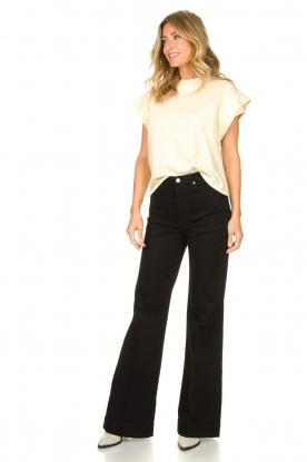Look Uitlopende jeans Dojo L34