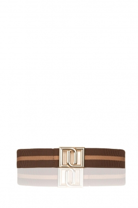 Dante 6 | Belt Monogram | brown