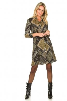 Look Print dress Gilena