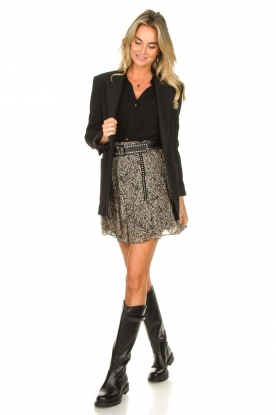 Look Basic blouse Roza