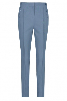 Aaiko | Trousers Sollo | blue