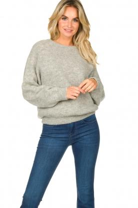 American Vintage |  Sweater East | grey