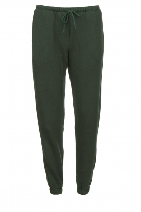 American Vintage |  Soft sweatpants Fobye | green