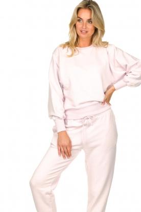 American Vintage |  Sweatshirt Fobye | pink