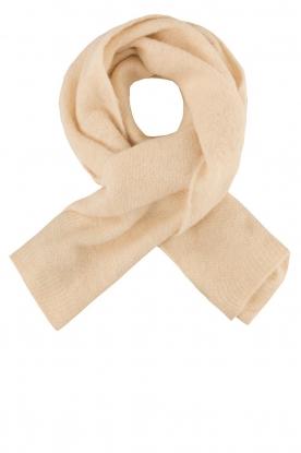 American Vintage |  Knitted scarf East | beige
