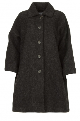 American Vintage | Wool coat Zalirow | grey