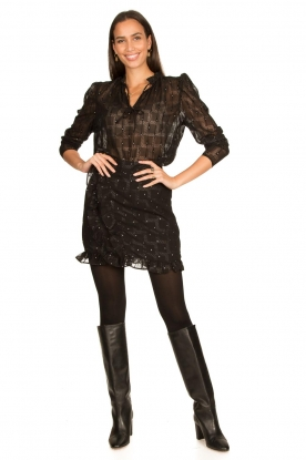 Look Skirt with ruffles Silke
