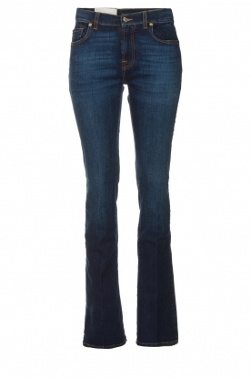 7 For All Mankind |  Bootcut jeans Soho Dark | dark blue