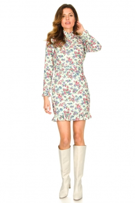 Look Floral dress Shelly