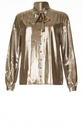 Dante 6 |  Metallic blouse Munda | metallic