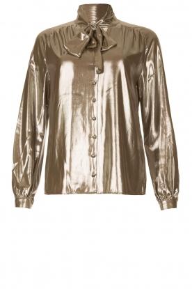 Dante 6 |  Metallic blouse Munda | metallic