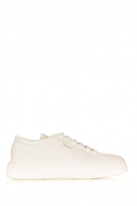 Copenhagen Studio's |  Leather sneakers CPH307 | white