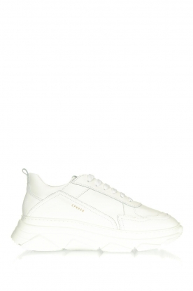 Copenhagen Studio's | Leather sneakers CPH40 | white