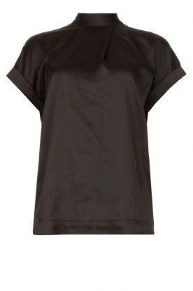 Dante 6 |  Satin top Opium | black