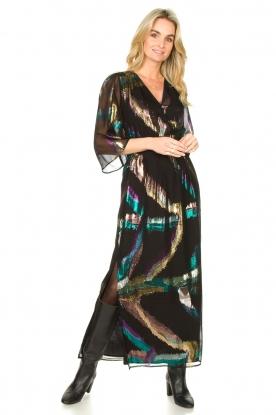 Look See-through maxi-dress Karyn