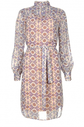 Dante 6 | Printed dress Xeres | multi