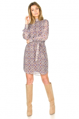 Look Printed dress Xeres