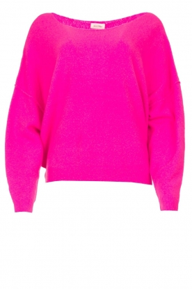 American Vintage | Knitted sweater Damsville | pink