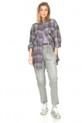 IRO |  High waist jeans Etel | grey