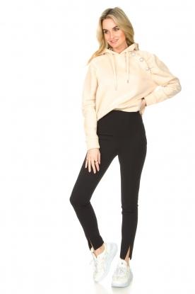 Look Sweater with rhinestones Bora