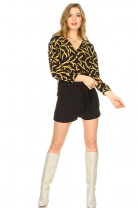 Look Printed blouse Clea