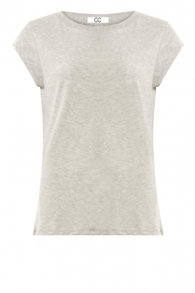 CC Heart | Cotton mix t-shirt Classic | grey