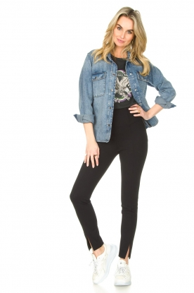 Look Denim blouse Sifra