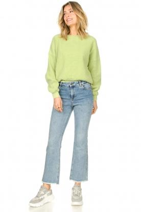 Look Flared jeans Véda