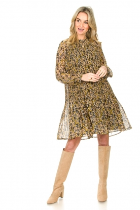 Look Leopard printed dress Vani