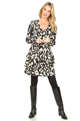 Sofie Schnoor |  Ruffle skirt Shalyla | black