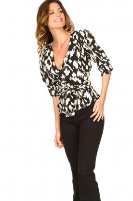 Look Wrap blouse Nieel