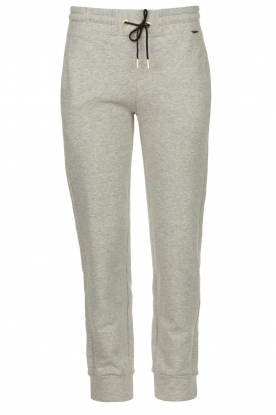 Goldbergh |  Sport sweatpants Fania | grey