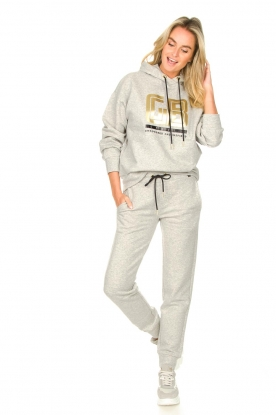 Goldbergh |  Sweatpants Fania | grey