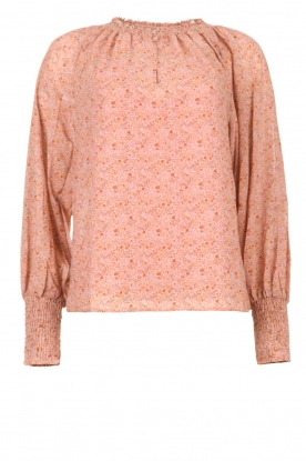 JC Sophie | Floral blouse Enzo | pink