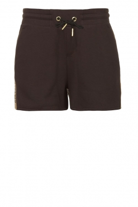 Goldbergh | Sweat short Fadia | black