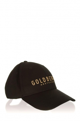 Goldbergh |Baseball pet Kenny | zwart