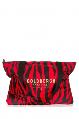 Goldbergh |  Shopper Kopal | red