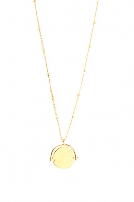 Mimi et Toi |  18k gold plated necklace Julee | gold