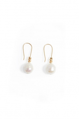 Mimi et Toi |  18k gold plated earrings Nowel| gold