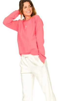 Notes Du Nord |  Sweatshirt Wade | pink